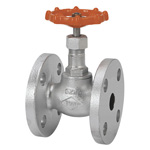 10K Type Ductile Cast-Iron Flanged Globe Valve