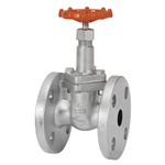 10K Type Ductile Cast-Iron Flanged Gate Valve <Bolted Bonnet Type> (Toyo Valve)
