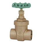 125 E Type - Bronze Soldered Type Gate Valve (Toyo Valve)