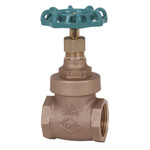 125E Type Bronze Screw Down Gate Valve