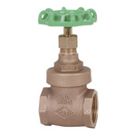 125 Type Lead Free Bronze Screw-in Gate Valve (Toyo Valve)
