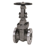 150 Type Flanged Cast Steel Gate Valve <Bolted Bonnet Type> (Toyo Valve)