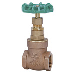150 Type - Bronze Screw-in Gate Valve (Toyo Valve)