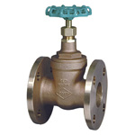 150 Type Bronze Flanged Gate Valve (Toyo Valve)