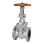 16K Type Ductile Cast-Iron Flanged Gate Valve <Bolted Bonnet Type> (Toyo Valve)