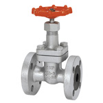 20K Type Ductile Cast-Iron Flanged Gate Valve <Bolted Bonnet Type>