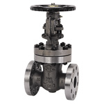 300 Type, Flanged Cast-Steel Gate Valve <Bolted Bonnet Type> (Toyo Valve)