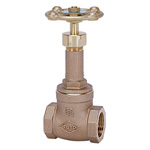 J10K Type, Underground Lead Free Screw-in Gate Valve (System Raising Type)