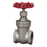 Class 10 K - Screw-in Type Gate Valve (Internal Thread) (Toyo Valve)