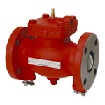 Deluge Valve (Pressure-Reducing Type) Integrated Primary Side and Secondary Side Sub-Valve Type (Toyo Valve)