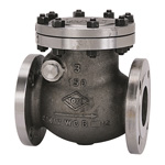 150 Type. Cast Iron Flanged Swing Check Valve <Bolted Cover Type>