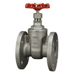 Class 10K, Flanged Gate Valve (Internal Screw)
