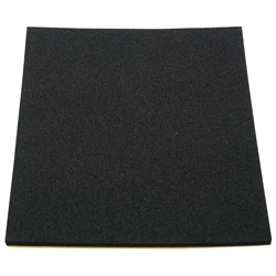 Sponge Rubber with Adhesive