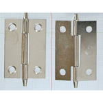 Iron Plated Long Hinge VF
