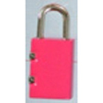 Variable Character Combination Lock (Horizontal Rotation) VA