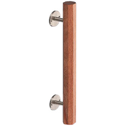 Wood Octagon Handle No. 33