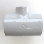 Adapter Tee Pipe Fitting - Female, Epoxy-Coated Steel (Yodoshi)