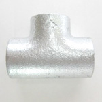 Tee Pipe Fitting for Fire-Protection - Female, Steel (Yodoshi)