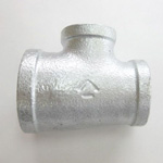 Adapter Tee Pipe Fitting for Fire-Protection - Female, Steel (Yodoshi)