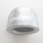 Pipe Cap Fitting for Fire-Protection - Female, Steel (Yodoshi)