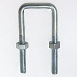 Long Leg U-Shaped Bolt