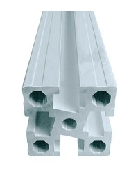 40x40 Aluminum Extrusion - For M8/Heavy Load (Yamato International)