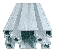 40x80 Aluminum Extrusion - For M8/Heavy Load (Yamato International)