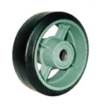 Heavy Duty Rubber Wheels (HB)