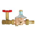 Pressure Reducing Valve with Bypass for Door-to-Door Water Supply for Housing Complex GD-46SP Series (Yoshitake)