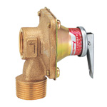 Relief Valve AL-52F-95 Series for Hot water Equipment (Yoshitake)