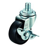 LT-S Swivel Caster Screw-in Model (with Stopper)