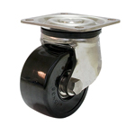 SUS-HSG Swivel Caster, Plate Type