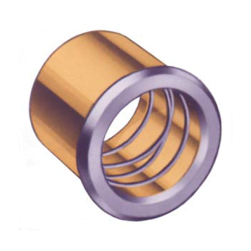 Shoulder Bushings - Bronze Plated - Inch