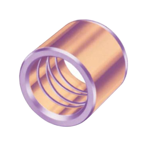 Straight Bushings - Bronze Plated - Inch