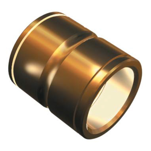 Straight Bushings - Solid Bronze - Inch