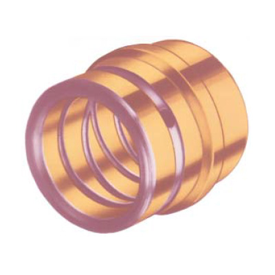 Ejector Bushings - Bronze-Plated - Inch