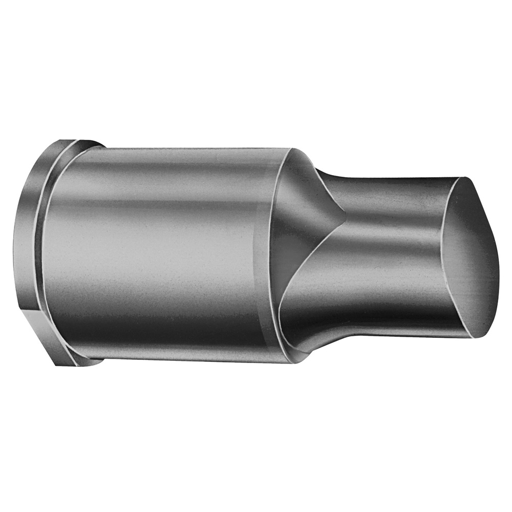 Extended Range Regular Punches - Press Fit - Metric - XN Coating