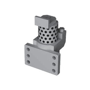 Flange Lifters -Oil-free Side Mounting Type (Stroke 50mm)-