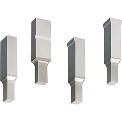 Block Punches -WPC Treatment- Shank (Mounting Part) Shape: Double Flanges
