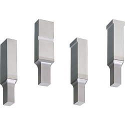 Block Punches -HW Coating- Shank (Mounting Part) Shape: With Key Groove