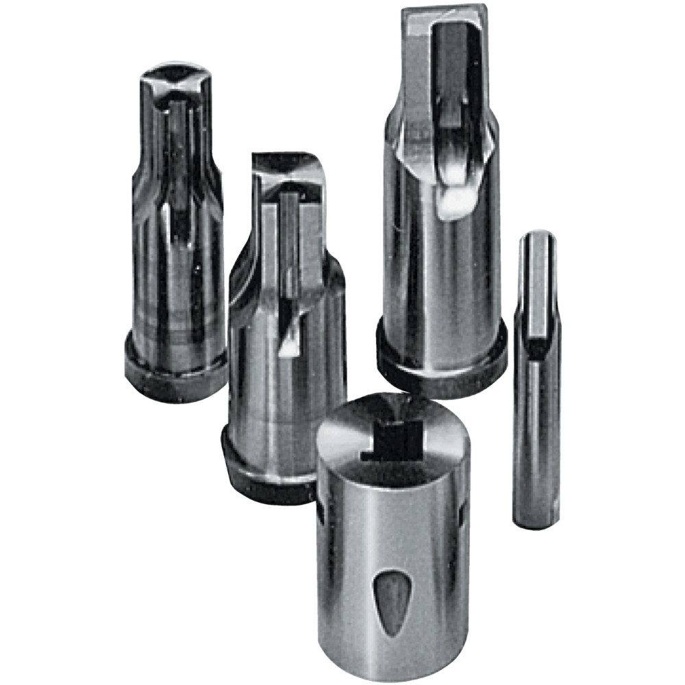 Special Shaped Jector Punches - TiCN Coating, WPC Treatment, HW Coating (MISUMI)