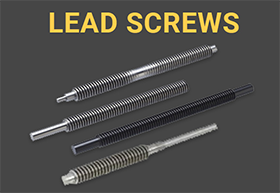 Lead Screw Products