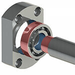 Rotary Bearing Fit Calculation Software